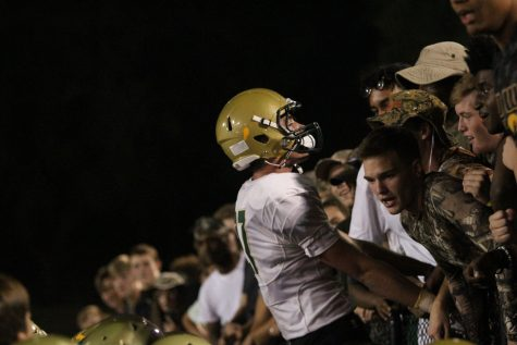 A sendoff for West High football