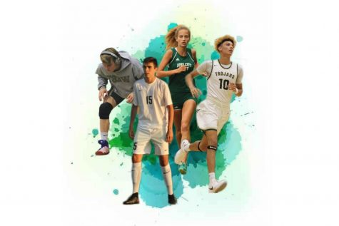 A tradition of excellence in athletics: an interactive timeline for the 2017-2018 season