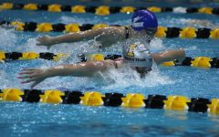 West swimmers compete at Speedo Junior Championships