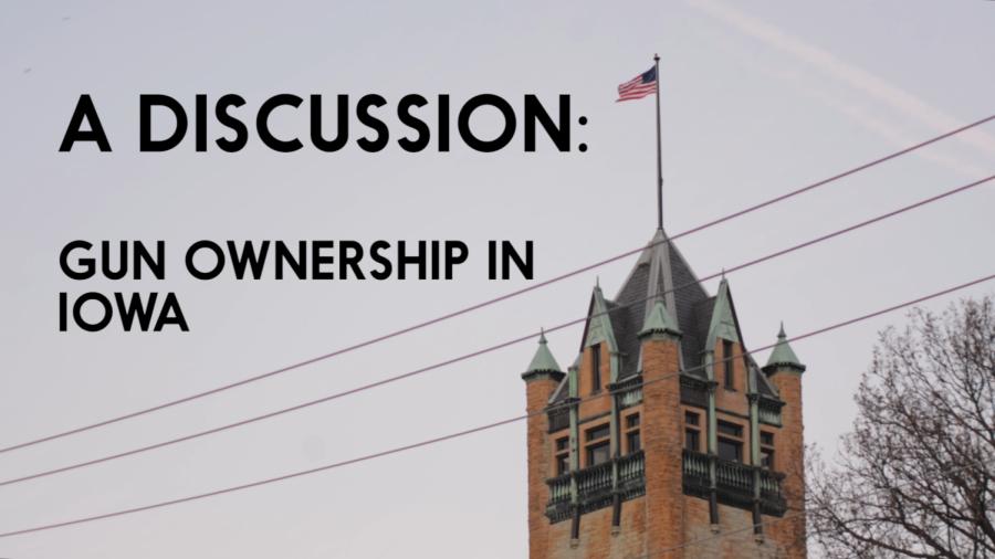 A discussion: Gun ownership in Iowa
