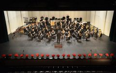 Winter band concert welcomes holiday season