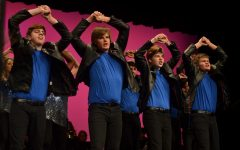 Show choirs perform at