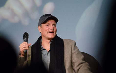 Woody Harrelson presents groundbreaking film to Iowa City