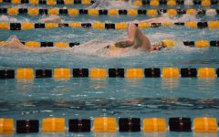 Solid performance for boys swimming at CRWC