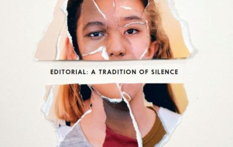Editorial: A tradition of silence