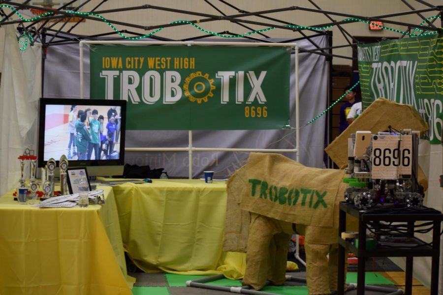 The+Trobotix+pit+%28station+area%29+filled+with+green+and+yellow+to+represent+West+High.