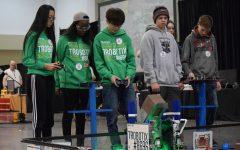 FTC Robotics participate in State Competition