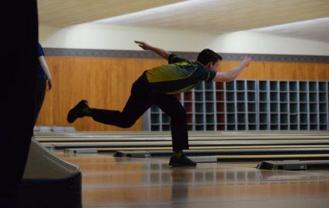 Born into bowling