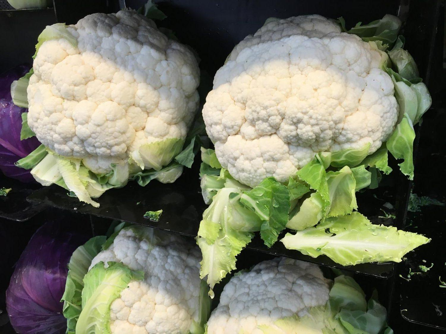 Using fresh cauliflower is much better than pre cut, because of its freshness. A food processor makes using this ingredient very doable.