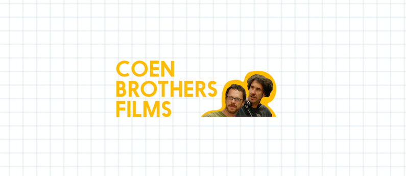 The Coen Brothers graphed