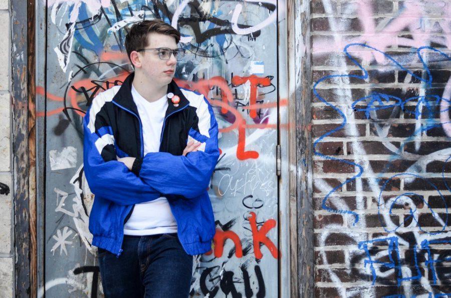 Fashion Friday: Ben Jaeger '18