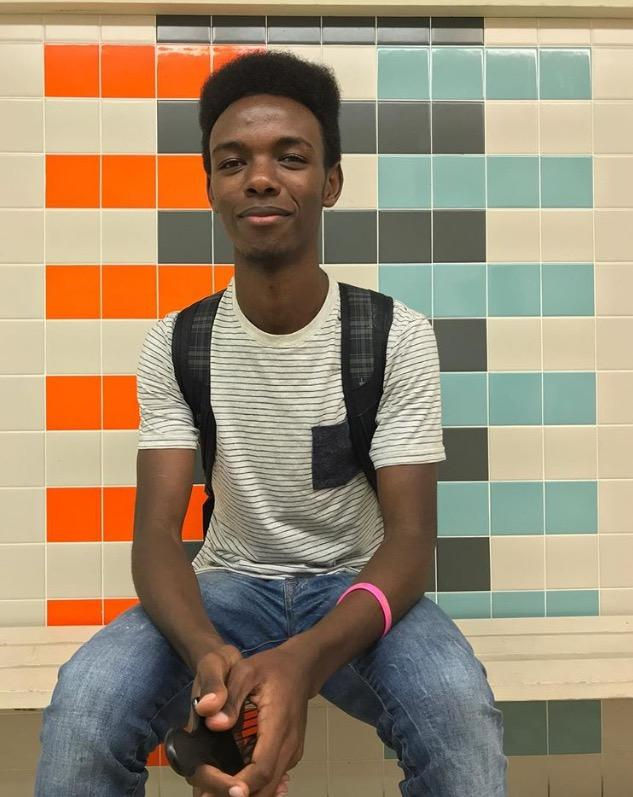 """The life at home is totally different than it is at school because, at home, it's like I'm still in Ethiopia. My family still follows Ethiopian traditions … but then when I'm at school my life is more Americanized."" -Awelu Abdalla '20"