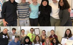 WSS staff 1 of the top 3 schools in nation to win in Quill and Scroll's writing, photo, design and multimedia contest