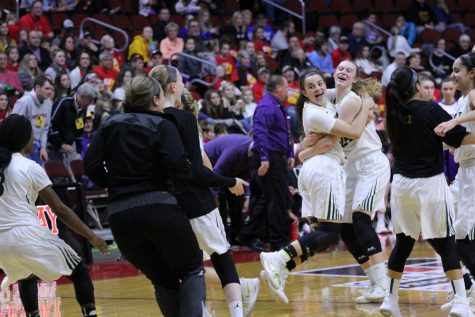 Trojans fall to Dowling in state championship