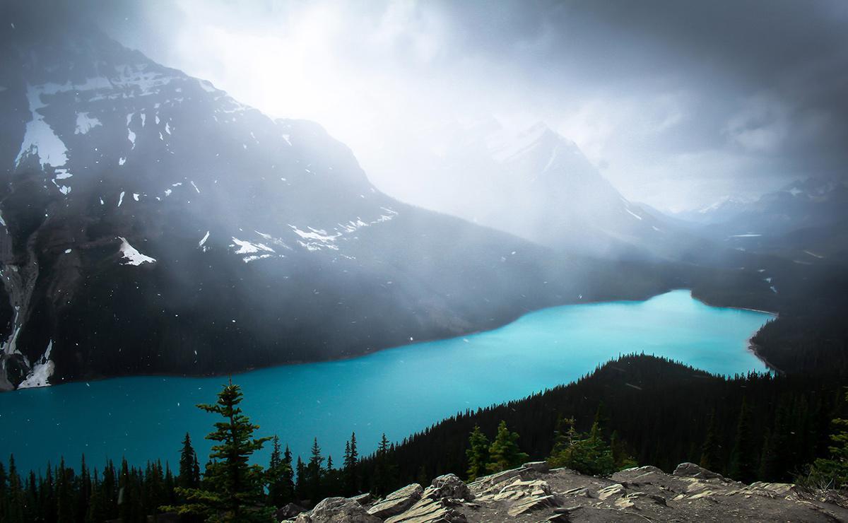Taken+above+Peyto+Lake%2C+Banff+National+Park%2C+Alberta%2C+in+July+2017.+