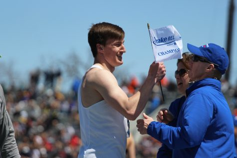 Drake Relays one-stop shop