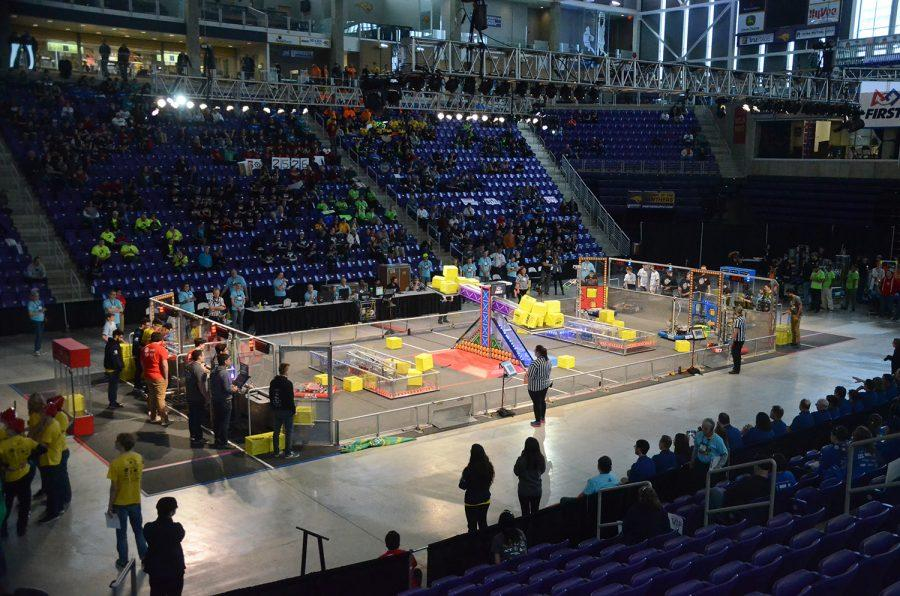 West+High%27s+FRC+team%2C+Children+of+the+Corn%2C+finished+the+Iowa+Regional+ranked+5th+overall.+