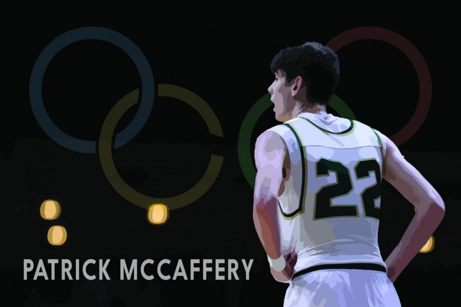 Patrick+McCaffery+%2719+stands+during+the+Iowa+High+School+State+Basketball+Tournament+on++
