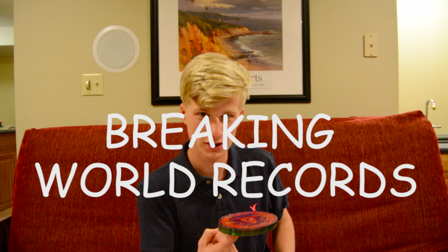 Breaking world records