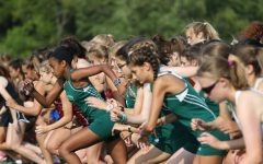 Girls cross country hosts first meet of the season