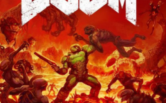 Doom, one of the violent videogames discussed in the video game podcast