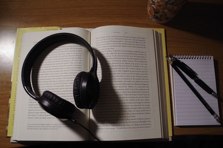 No study session is complete without some good tunes.