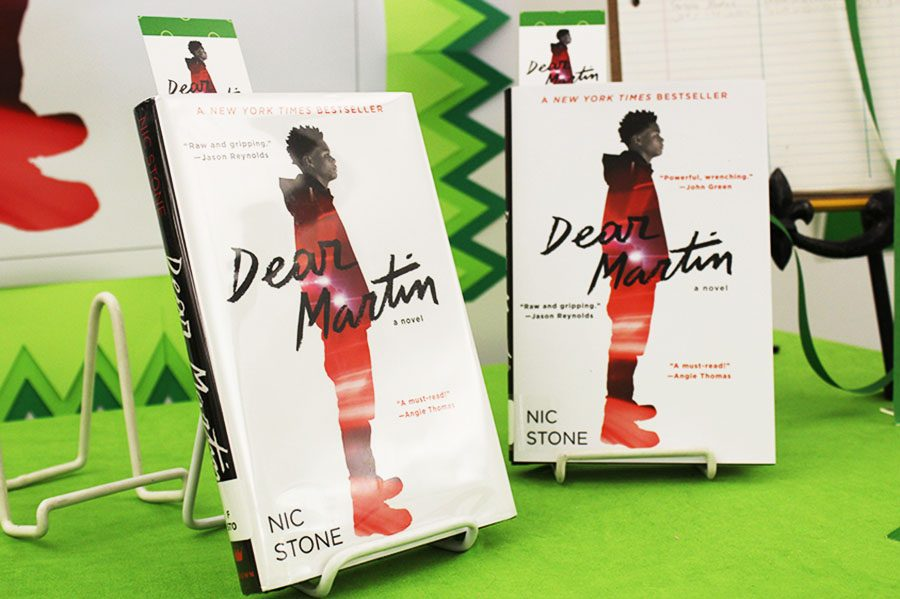 Nic Stone will be coming to visit West High on Sept. 18 in the library.