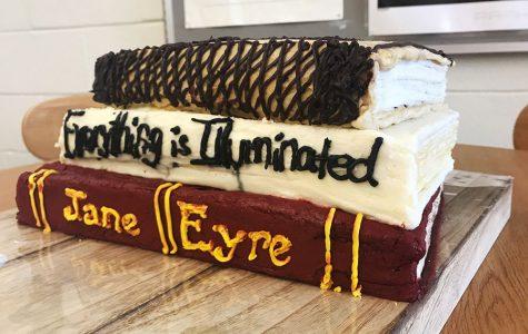 An eye catching cake