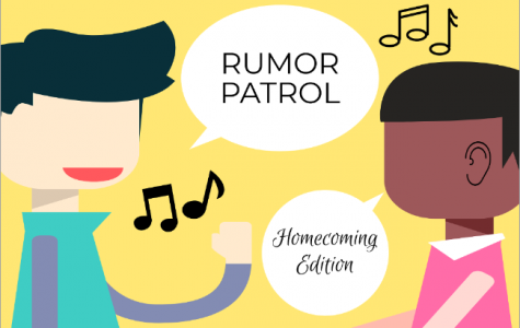 Rumor Patrol: Homecoming