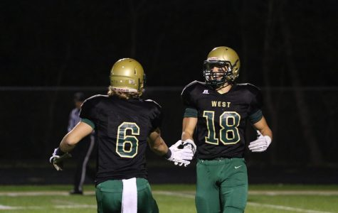 West topples Muscatine to become district champs