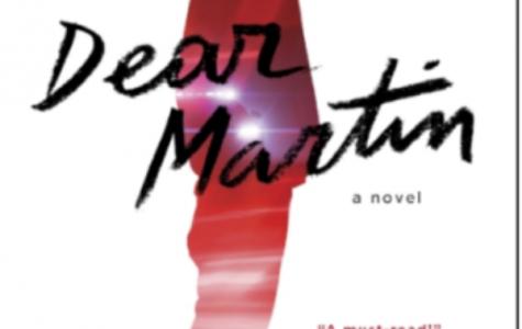 """WSS book talk podcast: """"Dear Martin"""""""