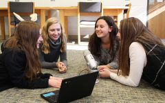 Jessica, Natalie and Sophie are joined by Makenna Hendrickson '19 to take a quiz about