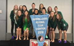 West/Liberty girls swim team impresses at state