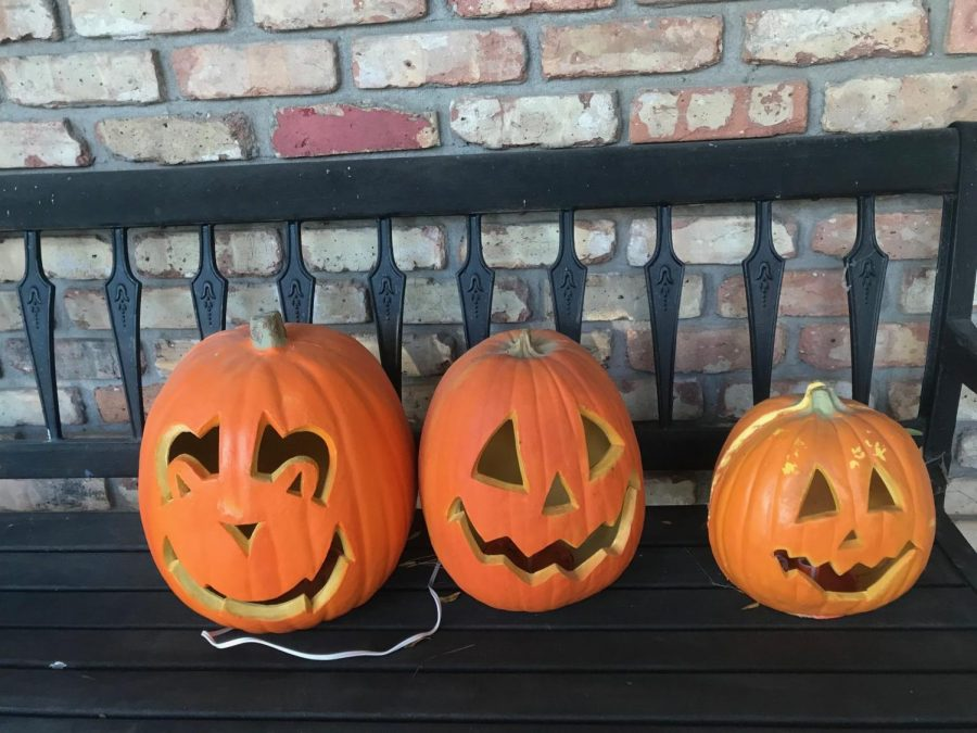 Being in high school, some may be considered too old to trick or treat. Despite this, there are still plenty of ways to celebrate Halloween.