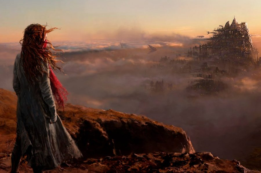 """Philip Reeve's """"Mortal Engines"""" is a wildly imaginative ride"""
