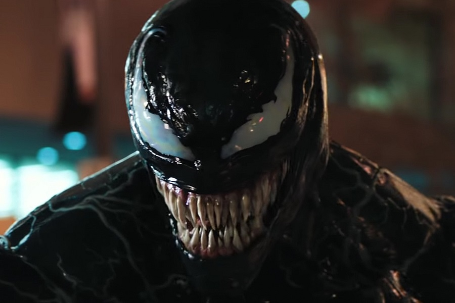 """""""Venom"""" blunders with poor writing and substandard action"""