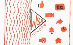 WSS Upload graphic icon, created by Sidney Kiersch.