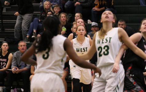 West wins tight game