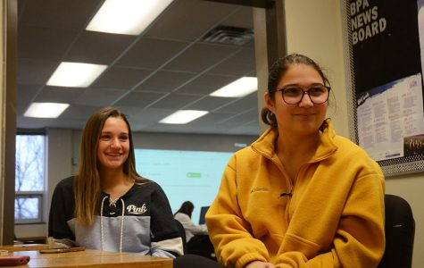 Jada '22 and Olivia Dachtler '19 talk about their experience running a business together as sisters.