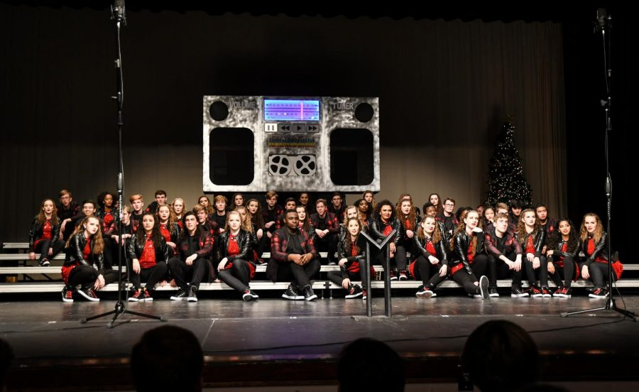 Show choirs swing into season with annual show