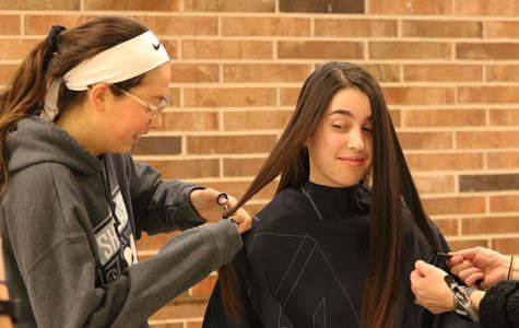 WHSDM holds annual hair drive