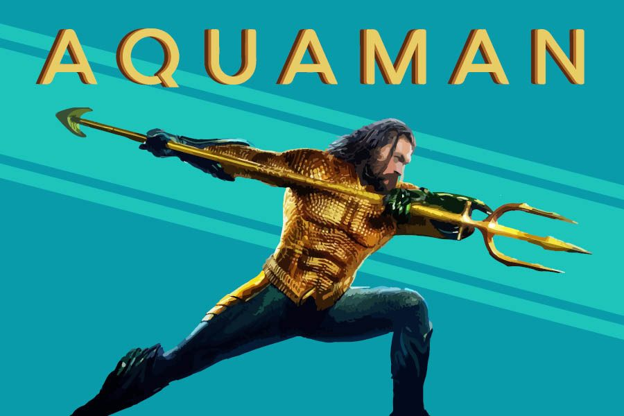 Aquaman+%28Jason+Momoa%29+wields+the+trident+of+Atlan.