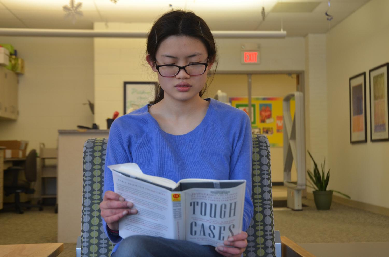 Ting Gao '19 talks about how and why many teenagers fall out of love with reading.