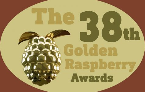 Breaking down the 2018 Golden Razzie nominations