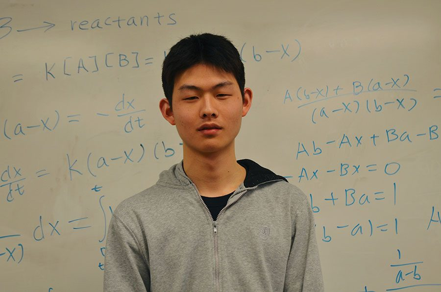 Michael Han '20 is selected to represent West and compete in the