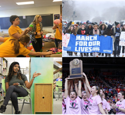 IHSPA recognizes both Trojan Epic and WSS staff as 2018 All-Iowa Yearbook and News Team of the Year, respectively