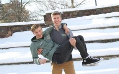 Friend crush: Eric Doorn '19 and Dylan Gesell '19