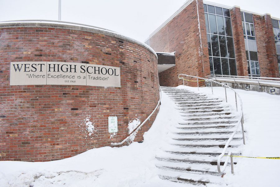 School was canceled nine times this year due to weather conditions created by the polar vortex.