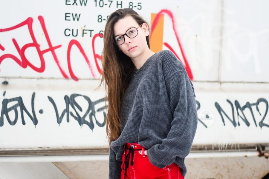 Fashion Friday: Avrill Gratton '19