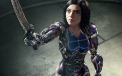 Rosa Salazar plays the titular character Alita in